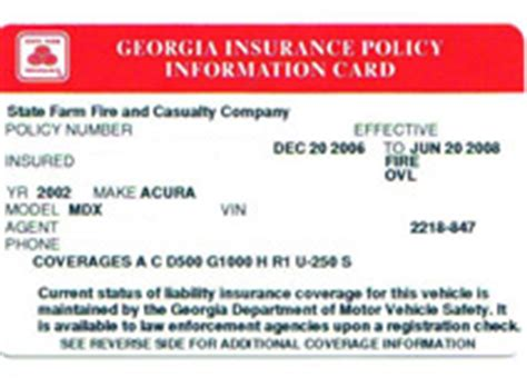 state farm insurance card template falcons fans enjoy benefits with state farm