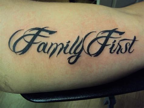 first tattoo for men family designs for www pixshark
