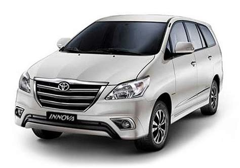 Toyota Innova Price, Images, Review, Specs & Mileage