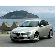 2003 Alfa Romeo 156 20 JTS Sportwagon Review  Catalog Cars