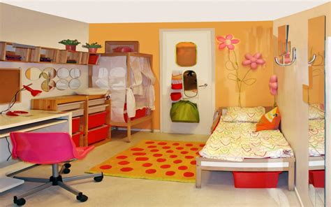 kids home decor unique small kids room decorating ideas image 012 small room decorating ideas