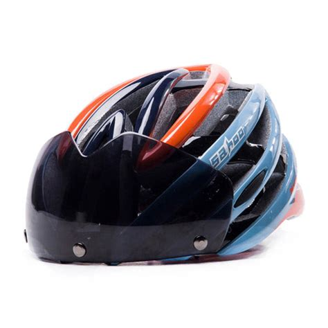 magnetic helmet gear design new sale cycling helmet outdoor magnetic goggles mountain