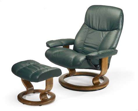stress less recliner stressless by ekornes stressless recliners 1020015 consul