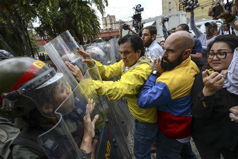 imagenes de protestas en venezuela hoy las im 225 genes m 225 s impactantes de los disturbios en venezuela