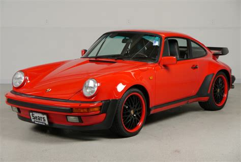 porsche 930 turbo for sale 1985 porsche 930 turbo for sale on bat auctions sold for