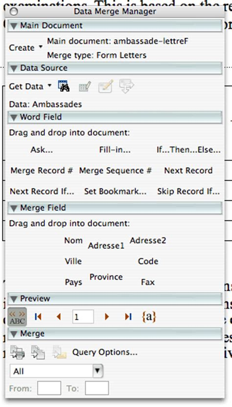 excel layout for mail merge mail merge from excel to word number format