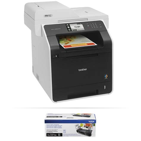 wireless all in one color laser printer mfc l8850cdw wireless color all in one laser