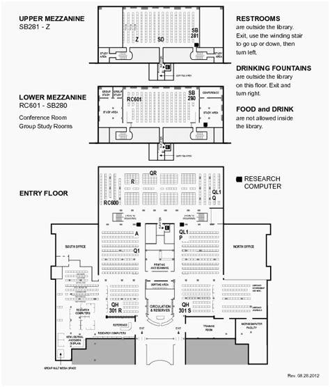 floor plans uc berkeley library floor plan bioscience library uc berkeley
