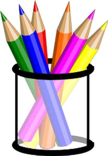 color charts  colored pencils  coloring inn