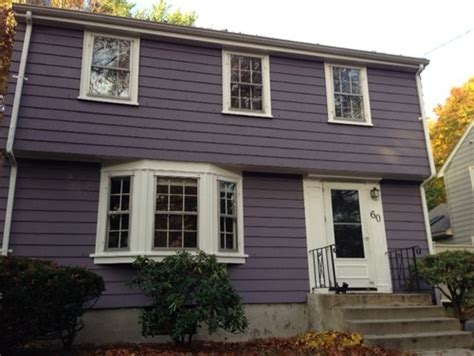 plum house please advise on front door and shutter colors for our plum grey house