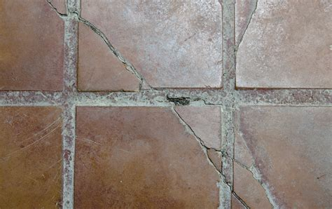 Tiles Cracking In Bathroom by How To Hide Or Repair Cracked Tiles In Your Home