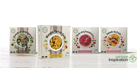 frozen food packaging inspiration Archives   Daily Package Design InspirationDaily Package