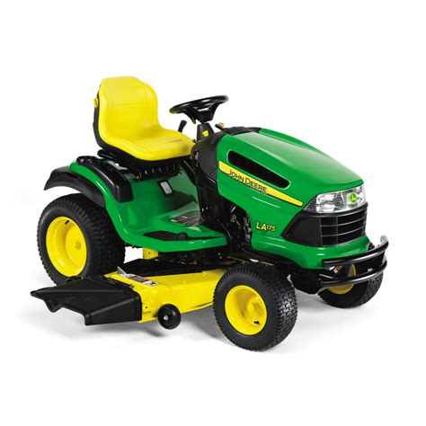 Lowes Garden Tractors by Shop Deere 26 Hp Hydrostatic 54 Quot Cut Lawn Tractor At