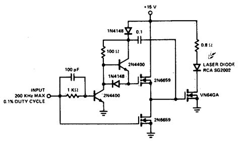 laser diode driver circuit high power laser diode driver schematic 28 images laser circuit page 4 light laser led