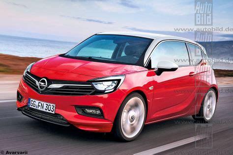 2019 Opel Adam X by Opel Adam Ii 2018 Vorschau Auf Generation 2 Autobild De