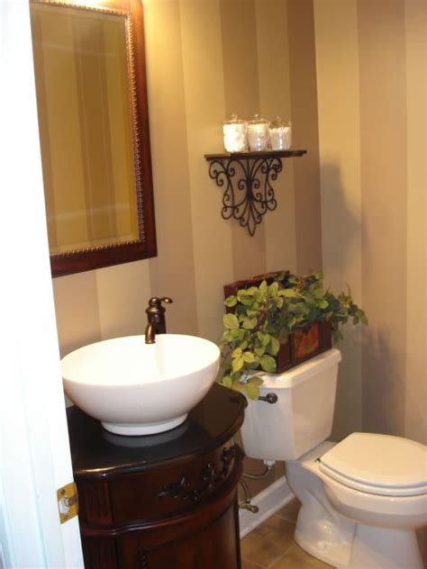 decorating half bathroom ideas 1000 images about powder room ideas on powder