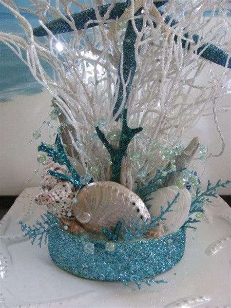 1000  ideas about Driftwood Wedding Centerpieces on
