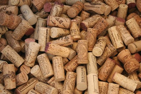wine corks the 5 main types of wine corks