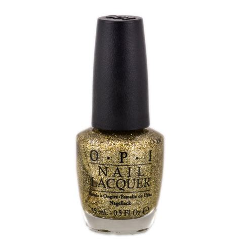 Opi Nail by Image Gallery Opi Gold Nail