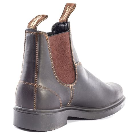 blundstone 062 mens chelsea boots brown