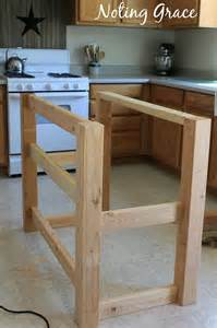 easy kitchen island plans how to make a pallet kitchen island for less than 50