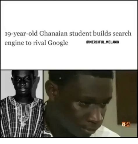 year  ghanaian student builds search engine  rival