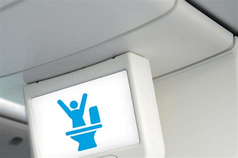 airplane bathroom disposal 10 myths about flying that will surprise you