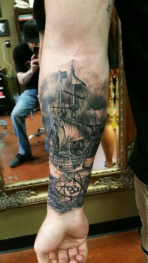 maritime tattoos best 25 nautical sleeve ideas on