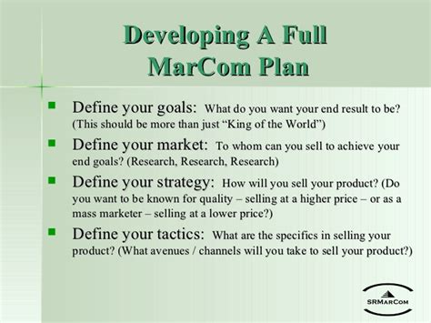 marcom strategy template marcom strategy template 28 images integrated