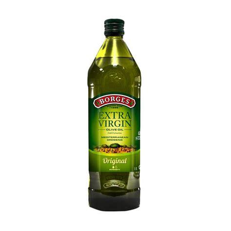 Minyak Zaitun Per Liter jual borges olive minyak zaitun 1 l
