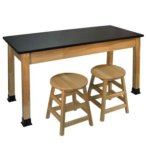 Science Tables by Allied Plastics Epoxy Resin Science Table 60 Quot W X 42 Quot D