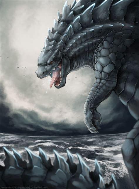 Kaos Godzilla Alpha Predator Premium Quality 307 best images about his nickname is gojira xd on