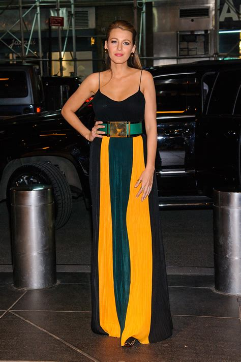 blake lively looks 2015 here s the latest hot fashion look blake lively co