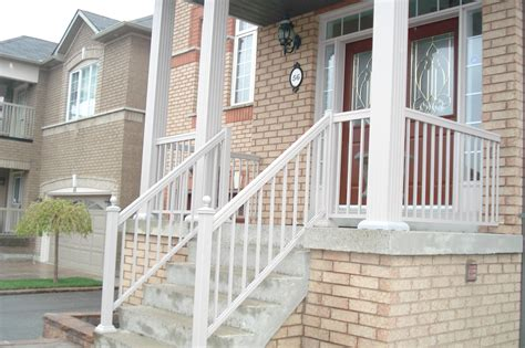 Porch Handrails For Steps Gallery Concord Aluminum Railings