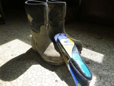 best work boot insoles