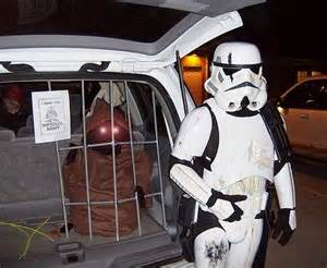 star wars halloween decorations 10 days of thrifty halloween ideas day 10 trunk or treat