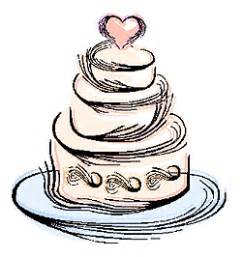 Wedding Cake Animation by Ideas For Wedding Favors