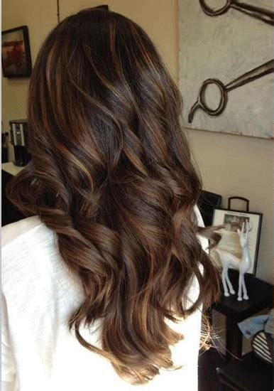 balayage light brown hair light brown balayage indian remy clip in hair extensions