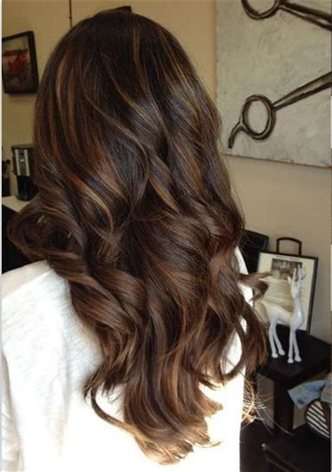 Light Brown Balayage by Light Brown Balayage Indian Remy Clip In Hair Extensions