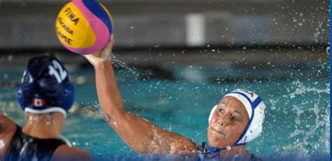 water polo planet index page four time olympian brenda villa named to uana executive