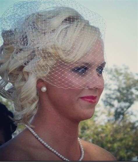 wedding hair updos with birdcage veil hair wedding updo birdcage veil wedding hair