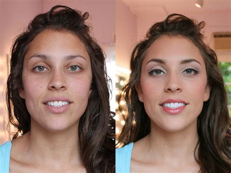 a before betsy s work airbrush makeup before and after photos