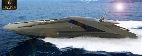Lamborghini Boat Price The Lamborghini Yacht By Fenice