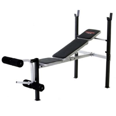 Weider 155 Weight Bench