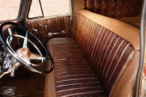 classic truck bench seats best 25 leather bench seat ideas on pinterest