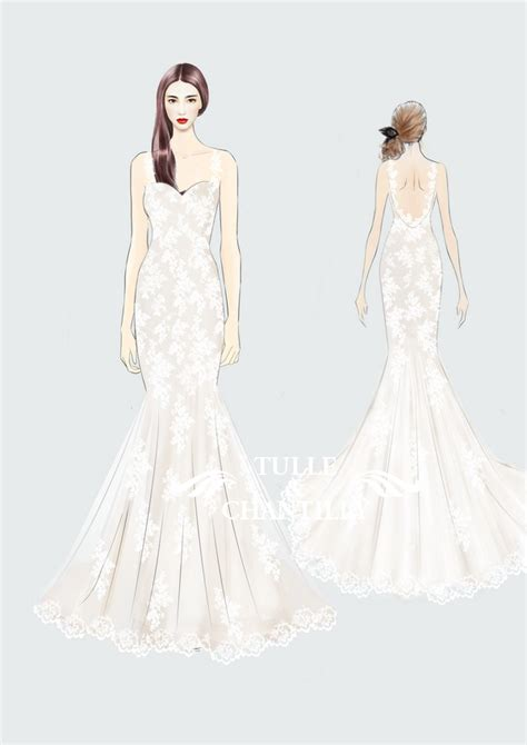 Design Your Own Wedding Dresses by Design Your Own Wedding Dress Delicate Customized