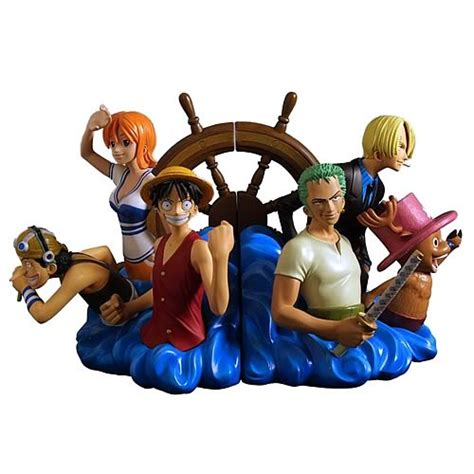Magnet Kitchen Designer by Yesanime Com One Piece Bookends Statue