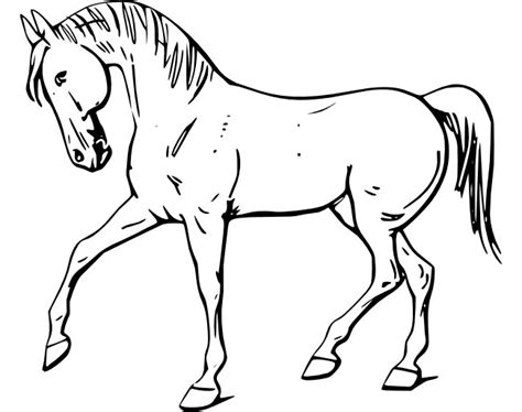 printable horse templates horse template animal templates free premium templates