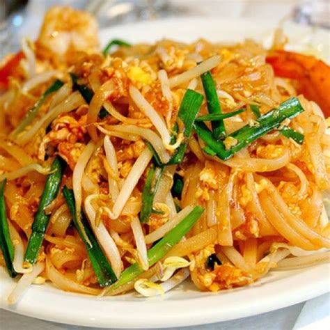 quick chicken pad thai recipe i just really love food