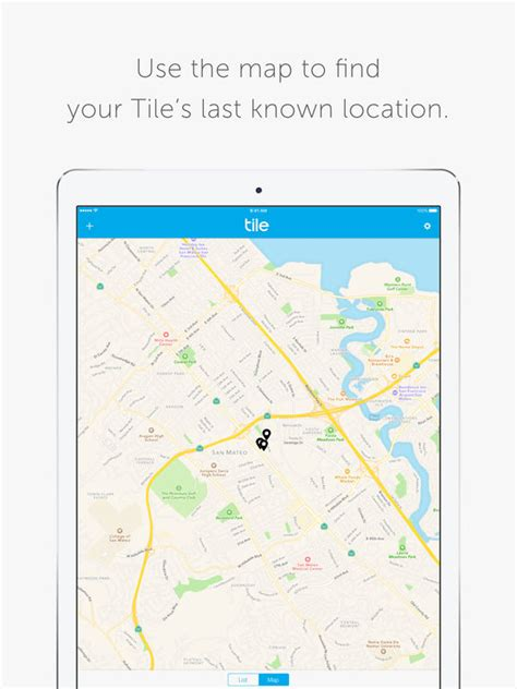 Iphone Find My Tile Tile Find Track Your Lost Phone Wallet On The